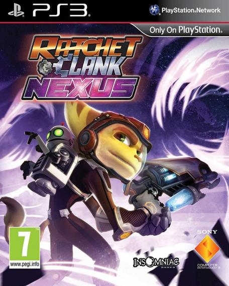 Ratchet & Clank: Into the Nexus PL PS3