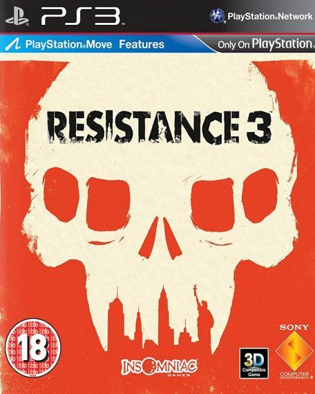Resistance 3 PL PS3