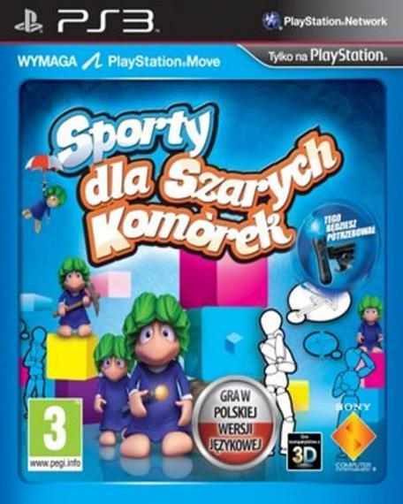 Sporty Dla Szarych Komórek PL PS3