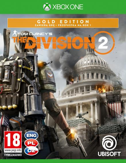 Tom Clancy's The Division 2 Gold Edition PL XBOX ONE