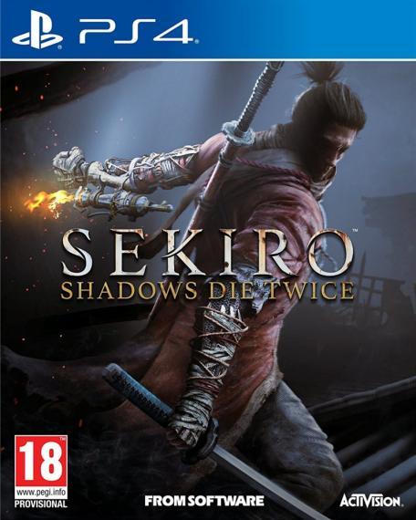 Sekiro: Shadows Die Twice PL PS4