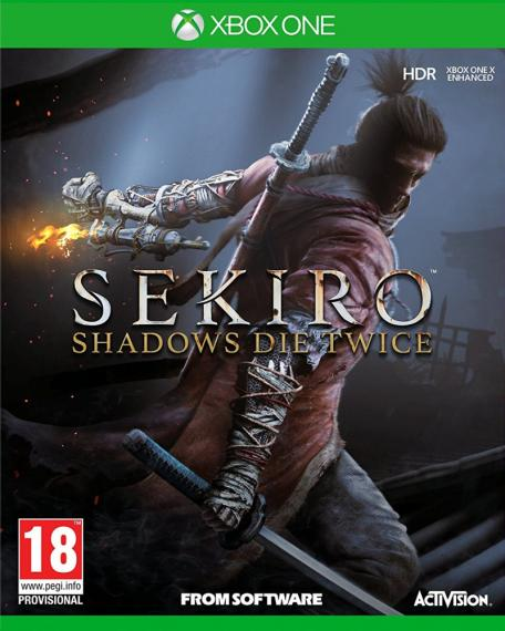 Sekiro: Shadows Die Twice PL XBOX ONE