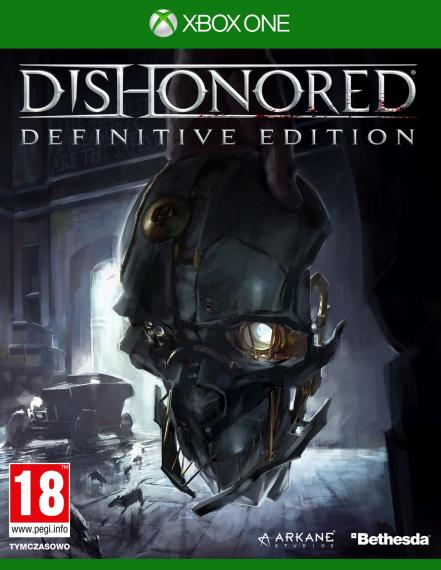 Dishonored The Definitive Edition PL XBOX ONE