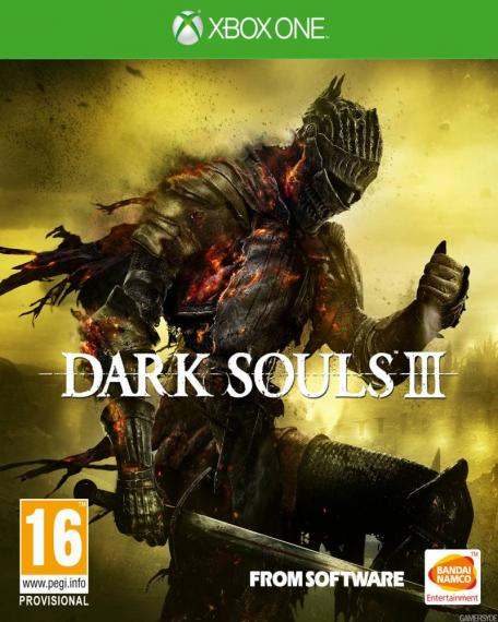 Dark Souls 3 PL XBOX ONE