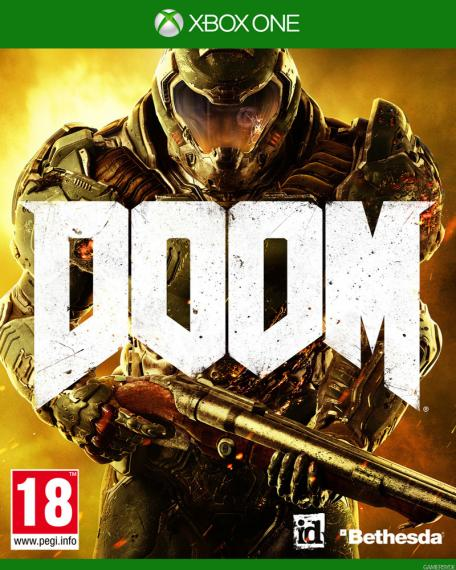 Doom PL + Dlc XBOX ONE