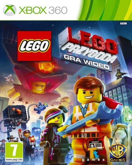 LEGO Przygoda PL XBOX 360