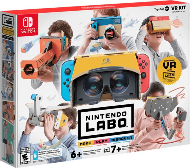 Nintendo Labo VR Kit SWITCH