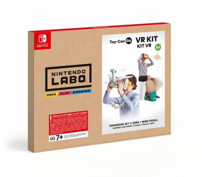 Nintendo Labo VR Kit - Expansion Set 2 SWITCH