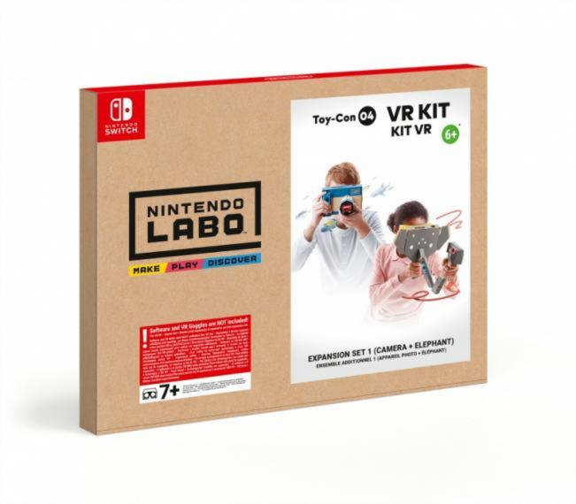Nintendo Labo VR Kit - Expansion Set 1 SWITCH