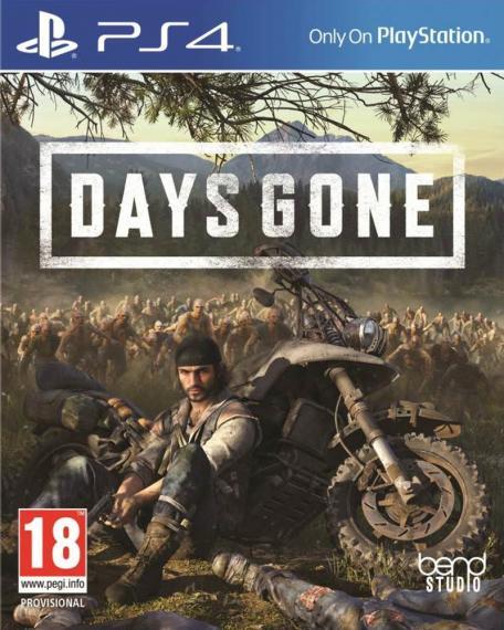 Days Gone PL Dubbing PS4