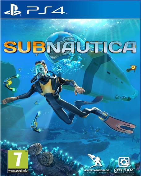 Subnautica PL PS4