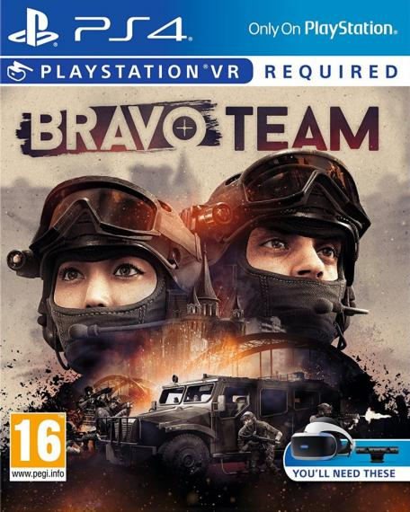 Bravo Team PL PS4 VR
