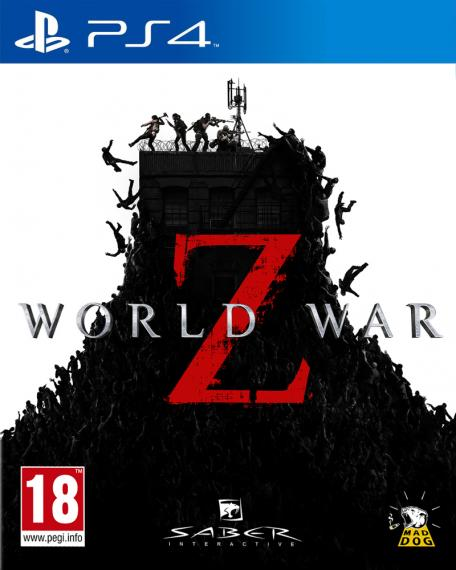 World War Z PL PS4