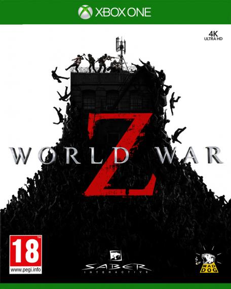 World War Z PL XBOX ONE