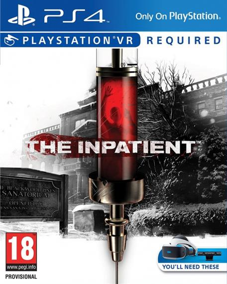 The Inpatient PL PS4 VR
