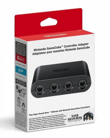 Nintendo Switch GameCube Controller Adapter