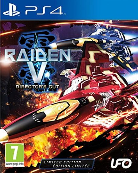 Raiden V/5: Director's Cut PS4