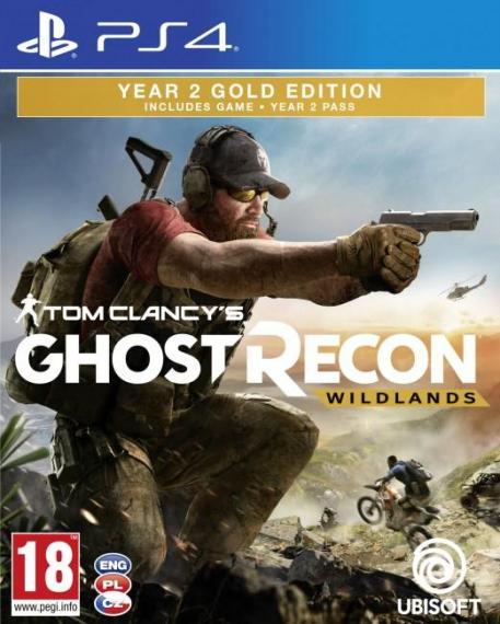 Tom Clancy's Ghost Recon Wildlands Year 2 Gold Edition PS4 PL