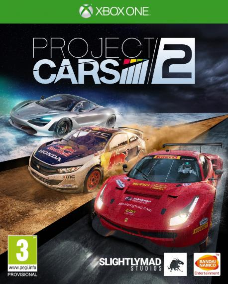 Project CARS 2 PL XBOX ONE