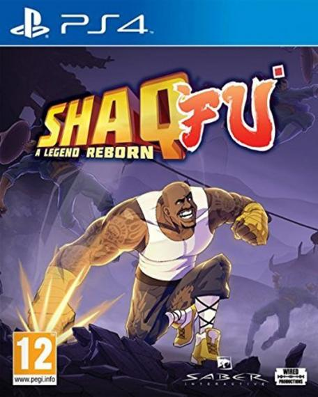 Shaq-Fu: A Legend Reborn PS4