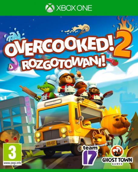 Overcooked 2 XBOX ONE PL