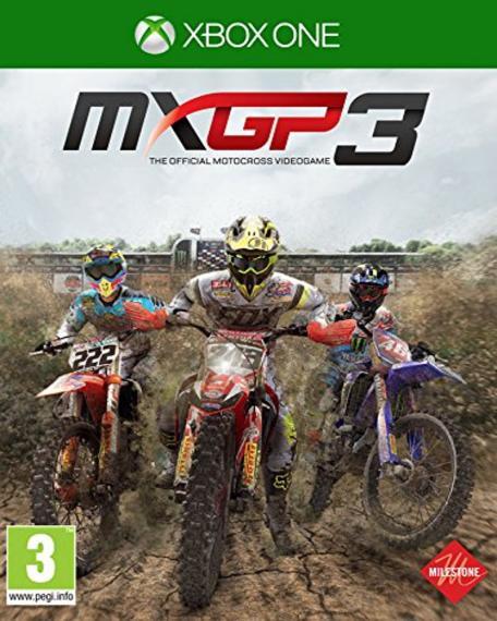 MXGP 3 Motocross Videogame XBOX ONE