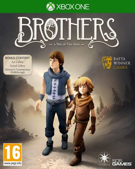 Brothers A Tale of Two Sons XONE
