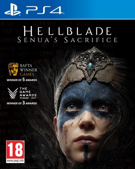 Hellblade Senua's Sacrifice PL PS4