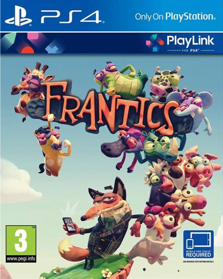 Frantics PL PS4 PlayLink