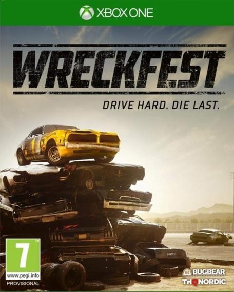 Wreckfest PL XBOX ONE