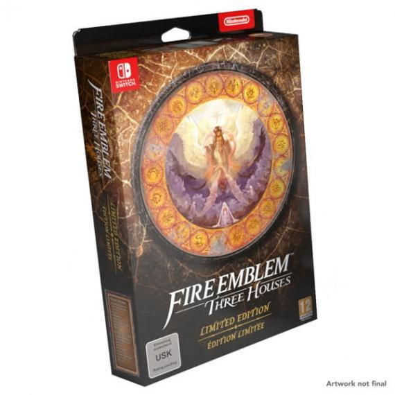 Fire Emblem Three Houses Limited Edition SWITCH