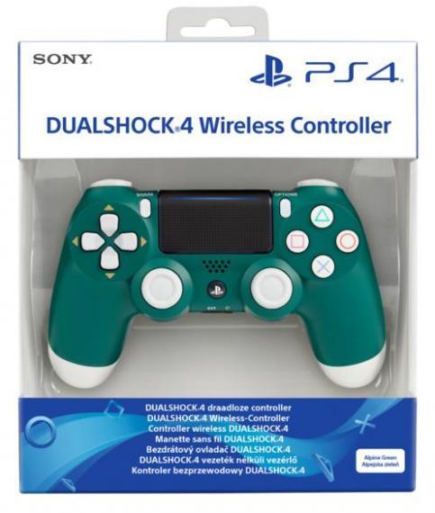 DualShock 4 Pad Alpine Green V2 PS4
