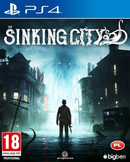 The Sinking City Day One PL PS4