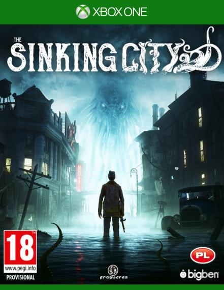 The Sinking City Day One PL XBOX ONE