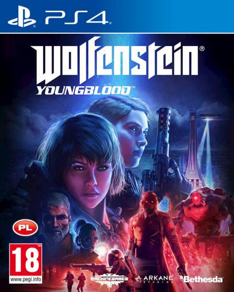 Wolfenstein Youngblood PL PS4