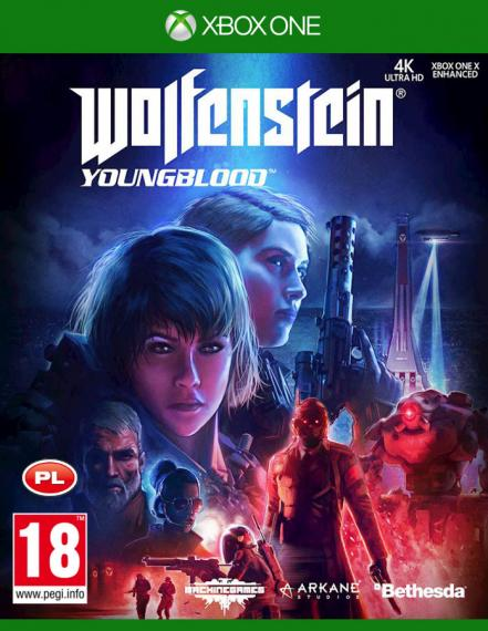 Wolfenstein Youngblood PL XBOX ONE