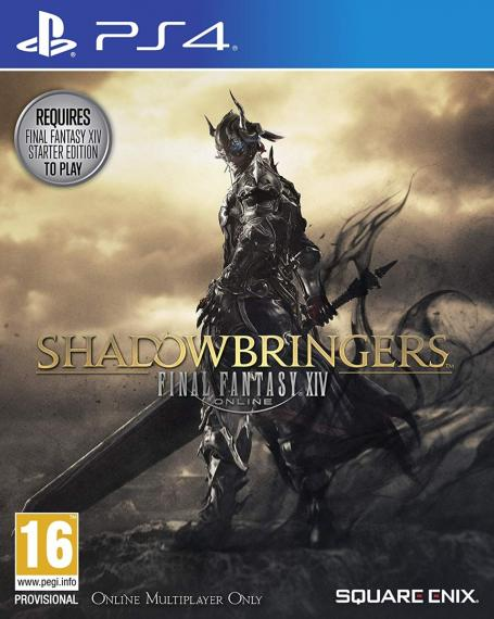 Final Fantasy XIV Shadowbringers PS4