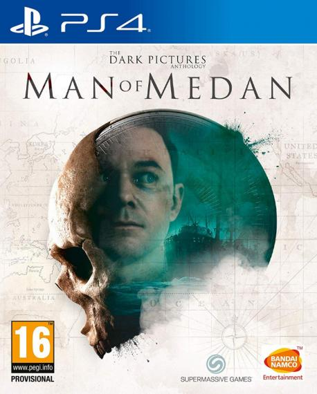 The Dark Pictures Man Of Medan PS4