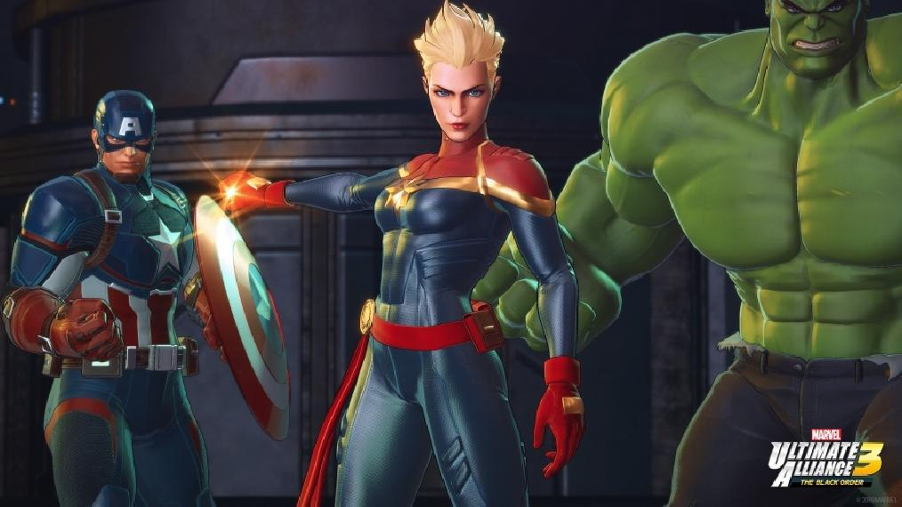 Marvel Ultimate Alliance 3 The Black Order SWITCH