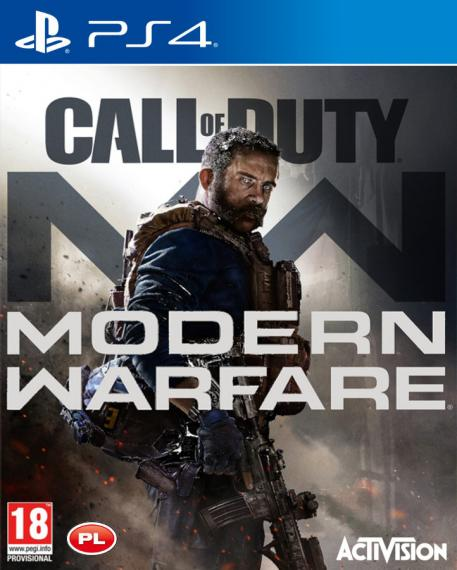 Call of Duty Modern Warfare Ang. PS4