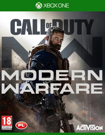 Call of Duty Modern Warfare PL XBOX ONE