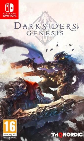 Darksiders Genesis SWITCH