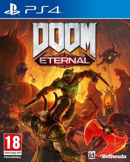 Doom Eternal PL PS4
