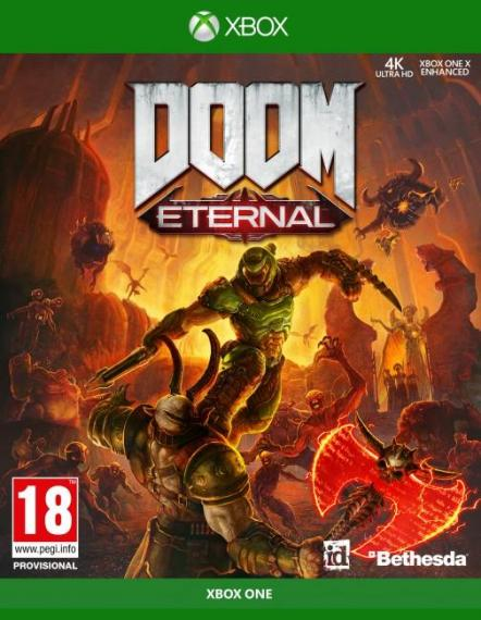 Doom Eternal PL XBOX ONE