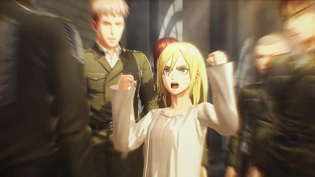 A.O.T. 2 Attack on Titan 2 Final Battle XBOX ONE