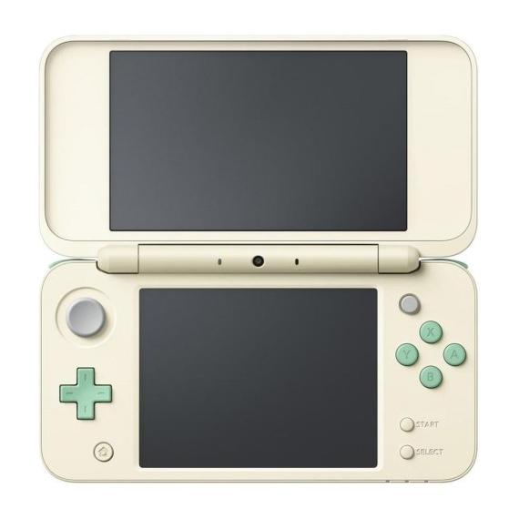 New 2DS XL Animal Crossing Edition + Gra Animal Crossing