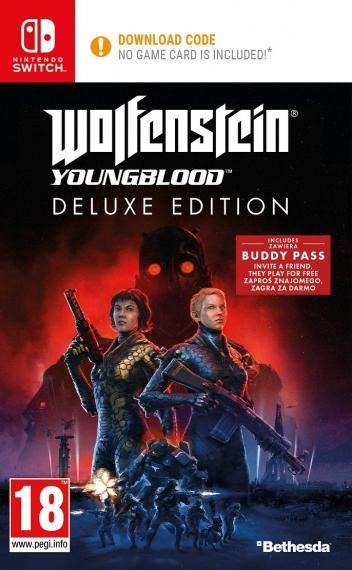 Wolfenstein Youngblood PL SWITCH