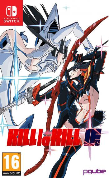 KILL LA KILL - IF SWITCH