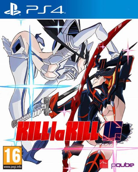 KILL LA KILL - IF PS4
