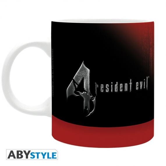 Resident Evil 4 Kubek 320 ml